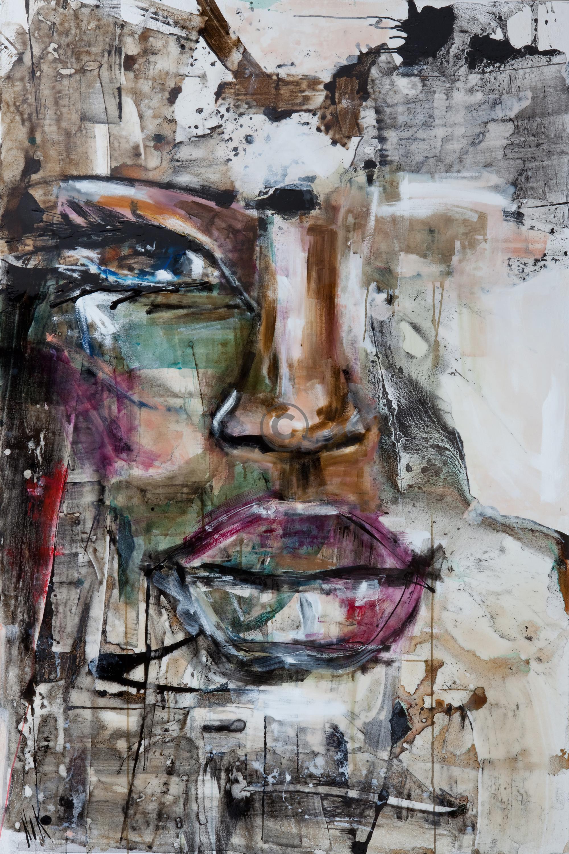 Chemin Infini | Niko | Artiste peintre