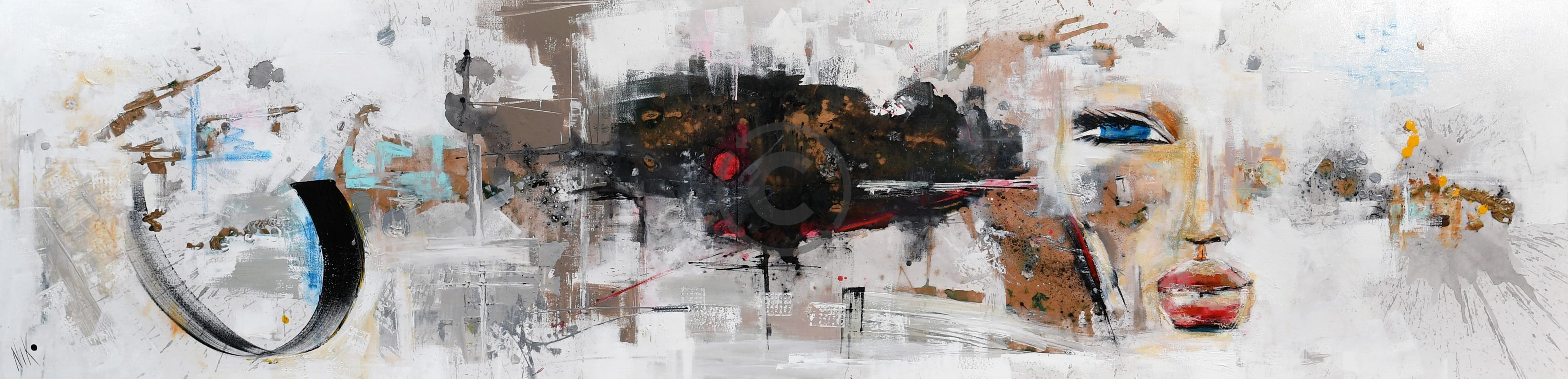 Vivre Glorieusement | Niko | Artiste peintre